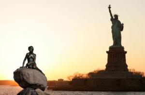 CHUS BLASCO / Si quieres vivir el sueño americano, ves a Dinamarca