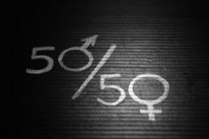 CHUS BLASCO / Lejos de la economía de la testosterona