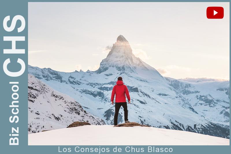 Chus Blasco - Objetivos