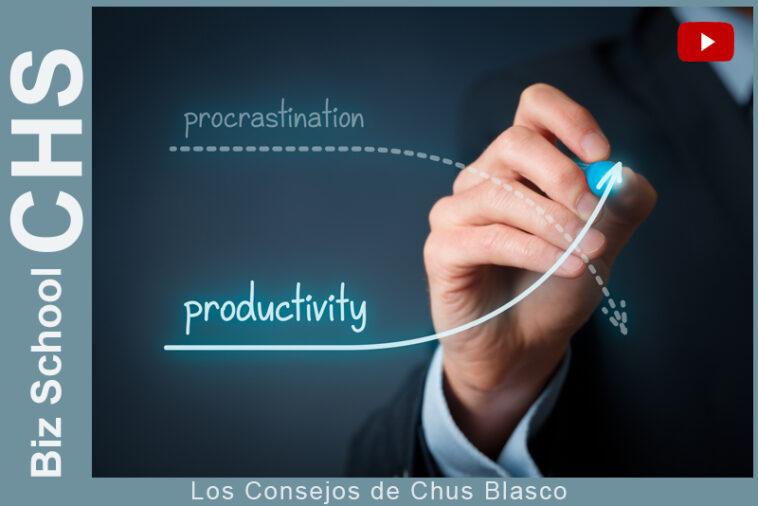 Chus Blasco - Productividad