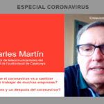 Entrevistas coronavirus / Carles Martín