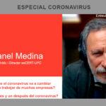 Entrevistas coronavirus / Manel Medina