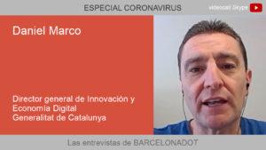 Entrevistas coronavirus / Daniel Marco
