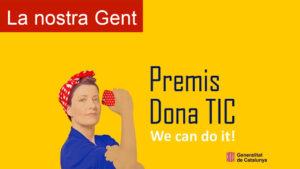 Premis DonaTIC 2020 / Un total de 85 candidatures opten a la sisena edició dels premis