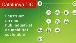 Més de 55 empreses, emprenedors i autònoms de Catalunya es presenten al Hub Industrial de Mobilitat