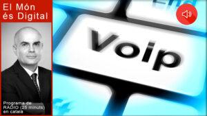 #614 La telefonía a través d'Internet, la veu IP amb Albert Cortada