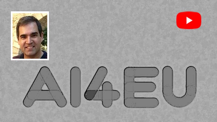 JAVIER VÁZQUEZ-SALCEDA / La iniciativa AI4EU busca reptes a resoldre amb Intel·ligència  Artificial