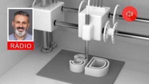 #626 La impressió 3D o fabricació aditiva amb Israel Arias