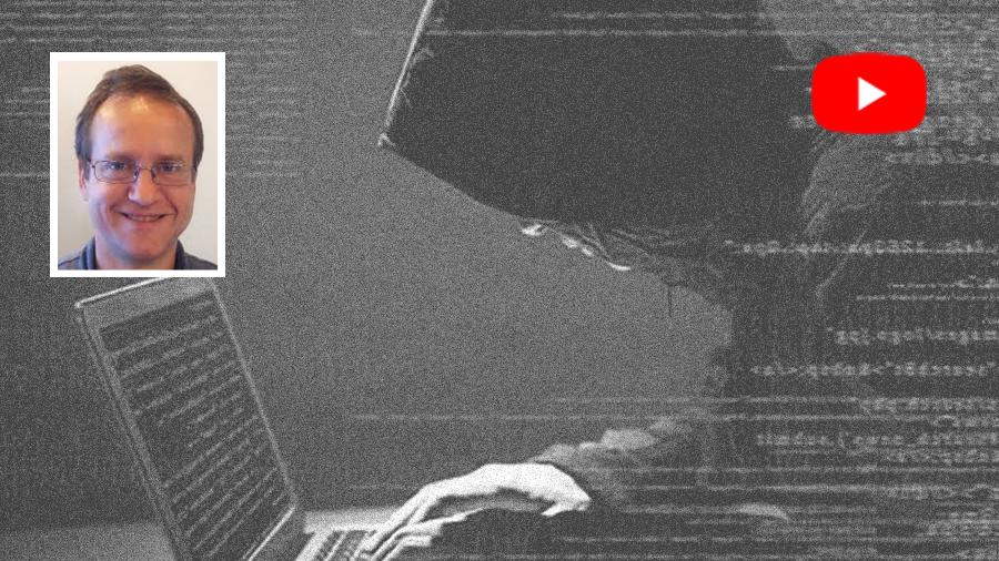 """TOMÀS ROY / El proper 18 desembre participa a la taula rodona """"Parlem de ciberseguretat"""" del COEINF"""