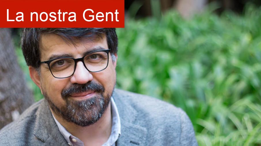Genís Roca, nou president de la Fundació .cat