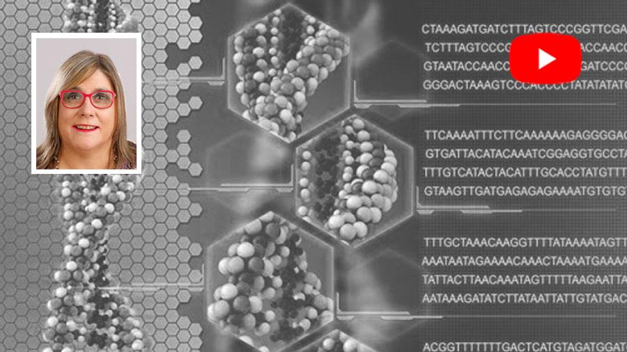 PILAR OLLER / Què és la bioinformàtica?