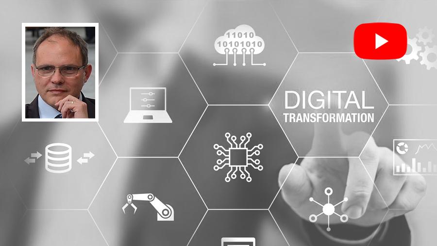EDUARD MARTÍN / L'impuls de la transformació digital