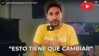 ¿Qué está pasando con YouTube? / JAVIER SANTAOLALLA