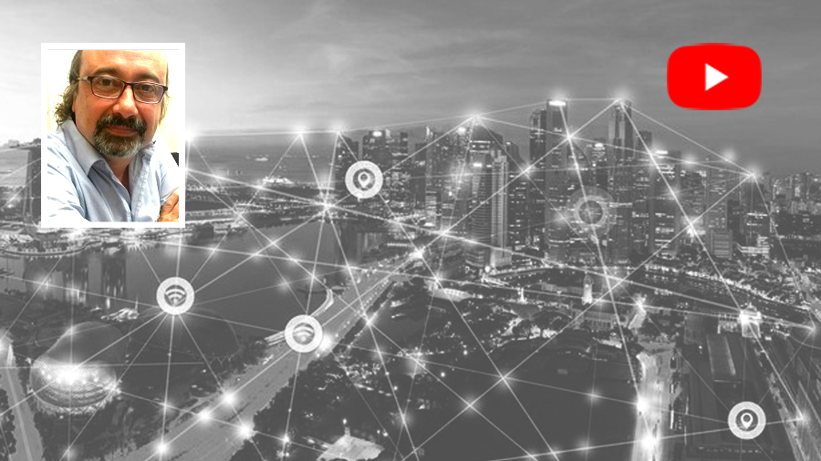 JORDI CIRERA / Smart Cities: de com els ordinadors surten de les oficines i prenen el carrer