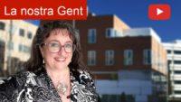 Missatge de Karina Gibert a la Menció Honorífica del Premi Creu Casas. dones per canviar el món 2021