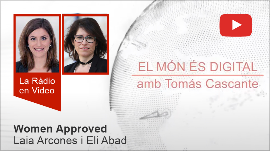 "BARCELONADOT publicarà la sèrie ""Women Approved"" de Eli Abad i Laia Arcones"
