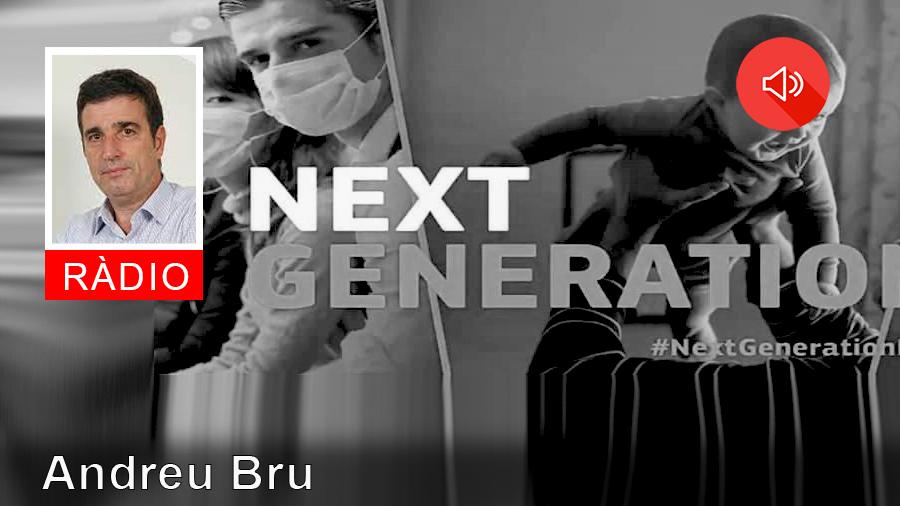 RÀDIO #646 Fons Next Generation i programa Toolkit per a petites micro empreses i autònoms amb Andreu Bru