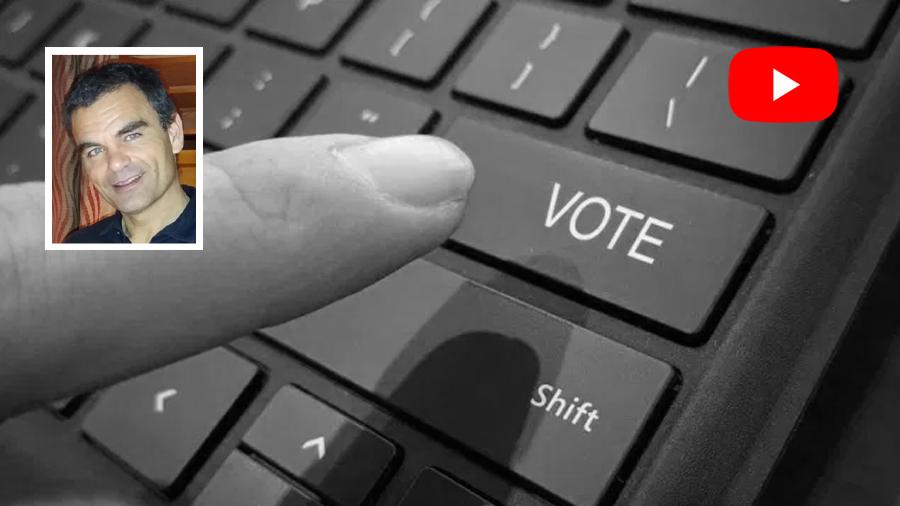 PAU PELLICER / Reflexió sobre el vot electrònic