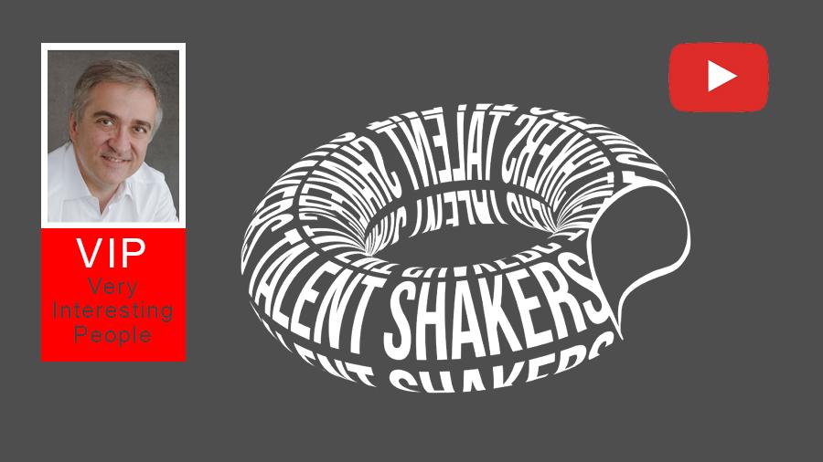 Talent Shakers / Amador Hernández