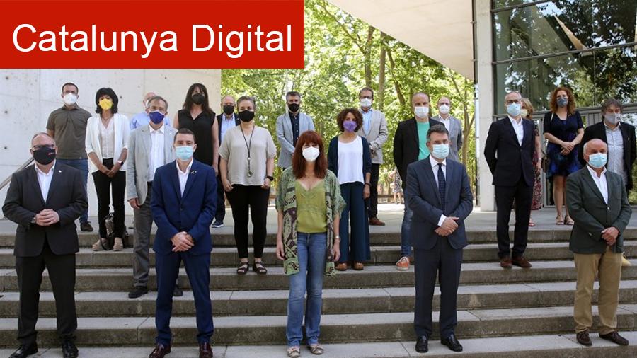 Girona s'afegeix al projecte Àrees 5G