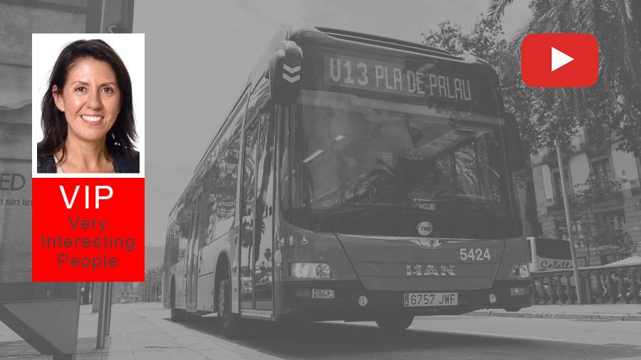 BARCELONA / Pagar el Bus con tarjeta de crédito, el móvil o smart watch / Susana Prado, Inetum