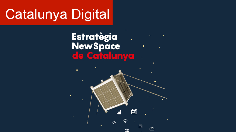 Catalunya mira cap a l'espai amb el 'Tech Tour Space 2021'