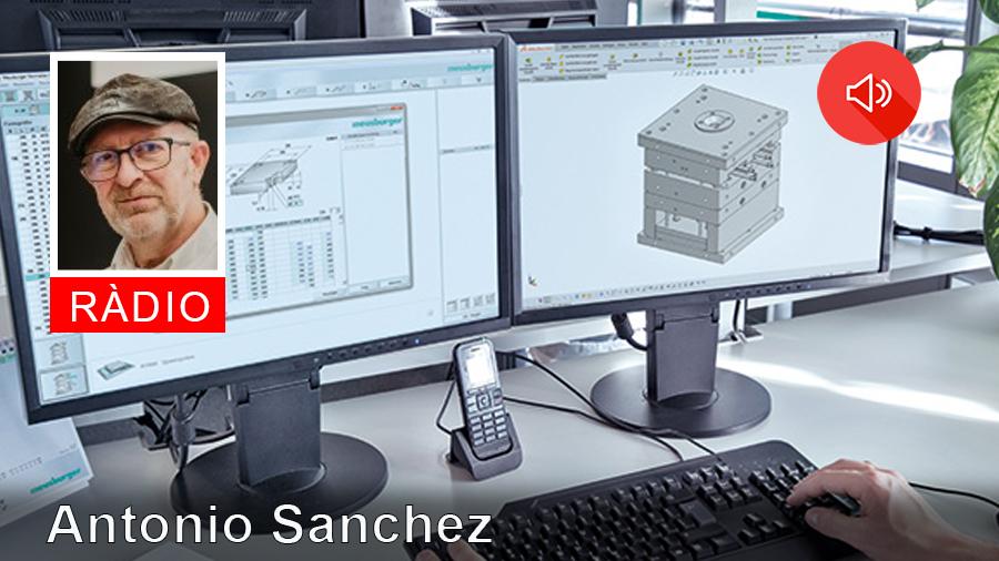 RÀDIO #651 Escaneix 3D amb Antonio Sánchez