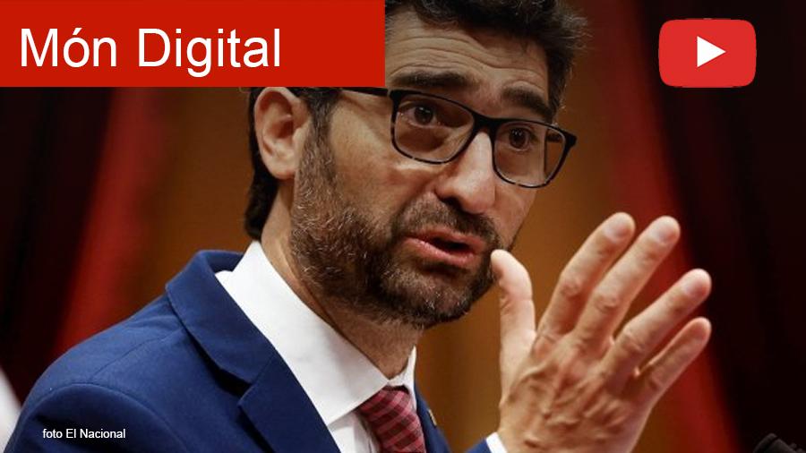"""Puigneró recalca que Catalunya vol ser """"un país digital"""""""