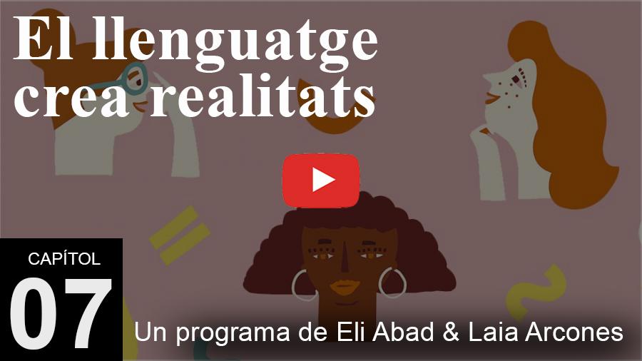"""Women Approved. Capítol 7: """"El llenguatge crea realitats"""". Entrevista a Seidor"""