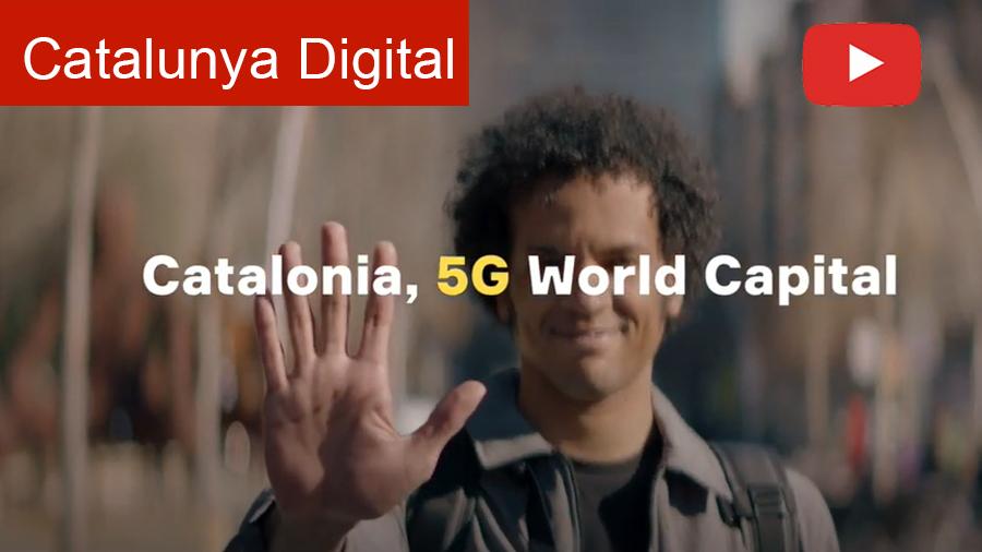 Catalonia, 5G World Capital