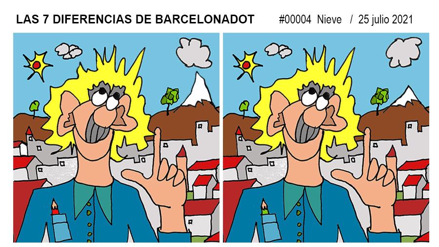 LAS 7 DIFERENCIAS DE BARCELONADOT