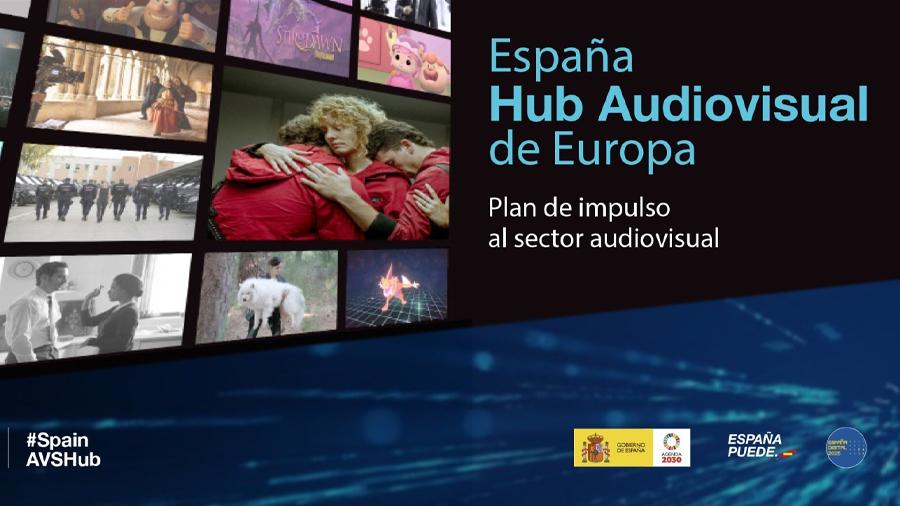 Sánchez presenta en EE.UU. el proyecto del Gobierno para convertir a España en una potencia audiovisual
