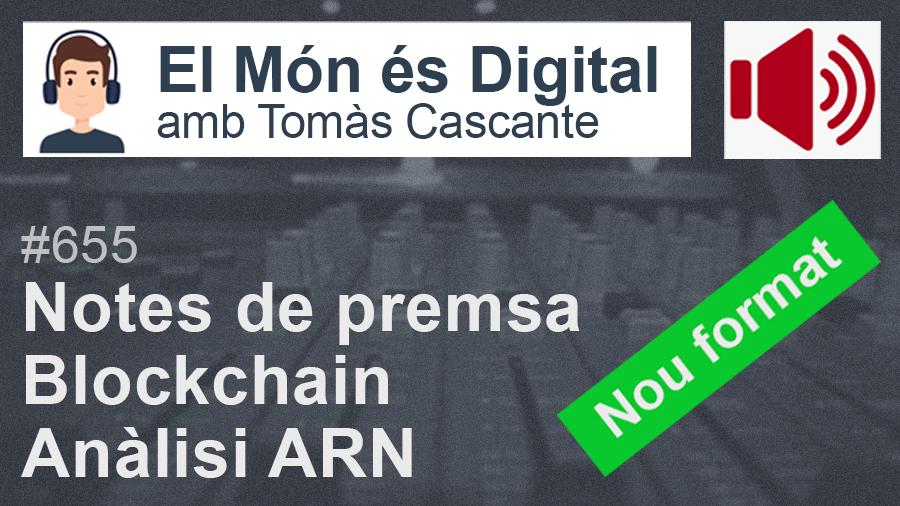 Nuevo formato del programa de radio EL MÓN ÉS DIGITAL