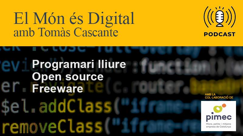 RÀDIO / Programari lliure - Oscar Ortega