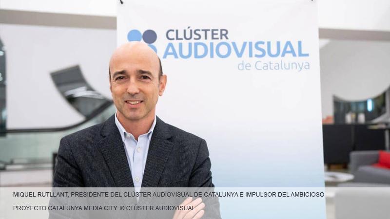 El 'Hub' audiovisual de Catalunya empieza a rodar