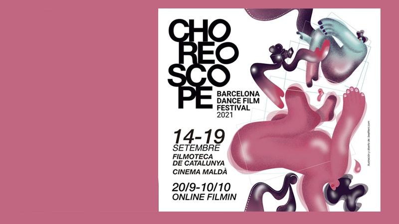 El millor cinema de dansa torna a les pantalles amb la novena edició de Choreoscope