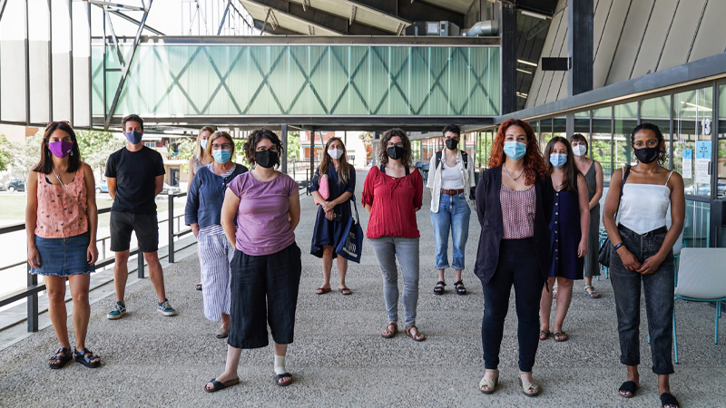 L'Ajuntament avança en la lluita contra l'escletxa digital de gènere de la ciutat