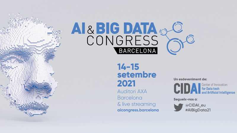 La primera jornada del congrés AI & Big Data Congress ha destacat la rellevància de les dades en l'àmbit empresarial