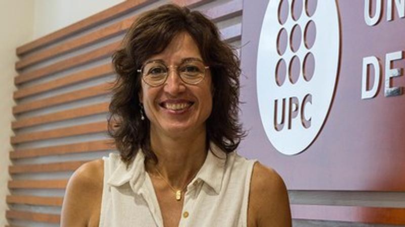 La profesora Imma Ribas, nueva vicerrectora de Calidad y Política Lingüística de la UPC