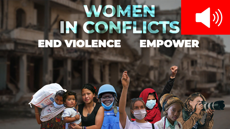 Women in conflicts