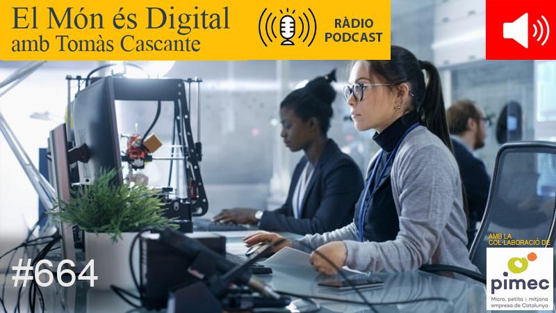 RÀDIO / DONA TIC - Presència de la dona al món digital amb Joana Barbany i Maria Galindo