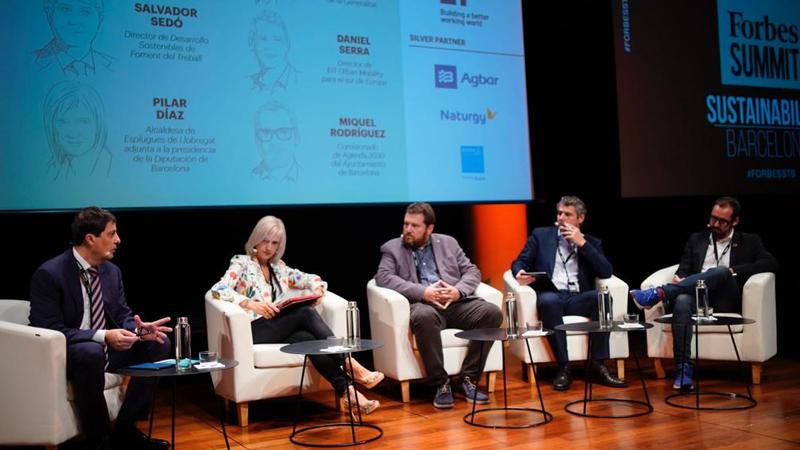 Forbes Summit Sustainability Barcelona / Descarbonització i noves tendències en mobilitat