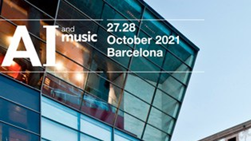 <strong>27-28 oct 2021</strong>  AI and Music Festival