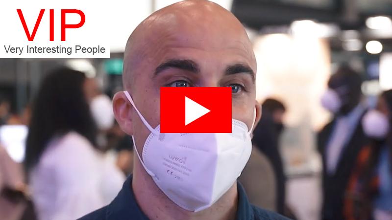 Pablo Mieres / Personajes del MWC-4YFN 2021 con Barcelona Activa