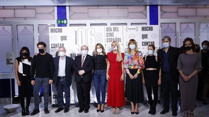 """Iceta: """"El Gobierno tiene un compromiso para potenciar la industria cinematográfica española como parte de la cultura europea"""""""