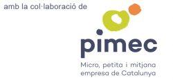 LOGO PIMEC col·laboració